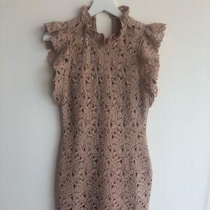 Zara lace dress S